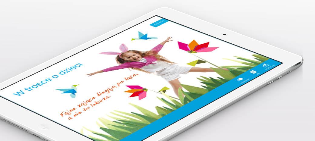 Aplikacja na iPada - AXEL agencja reklamowa